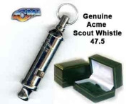 GENUINE Acme SCOUT Whistle with GIFT BOX