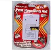 Riddex Pest Repeller Aid Electronic Control With  Packaging As Seen On Tv