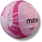 Mitre Attack Training Netball - Pink 2011