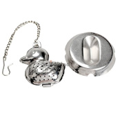 Duck Shaped Stainless Steel Tea Infuser