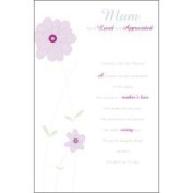 Mum Mothers Day Card