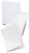 Vintage Girl Thank You Cards 6/Pkg-