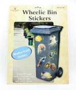 Wheelie Bin Stickers - Sea Life