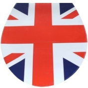 Fantastic Brand New Union Jack Toilet Seat Sticker