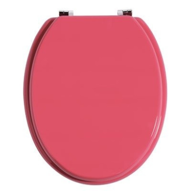 Elegant Toilet Seats Affordable Flower Painted Wc