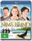 Return To Nim's Island [Blu-ray] [Region B] [Blu-ray]
