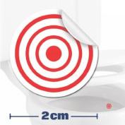Toilet Training Sticker - 10 x Target Stickers