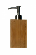 Natural Bamboo Wood Soap Dispenser