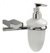 Wave Wall Mounted Liquid Soap Dispenser