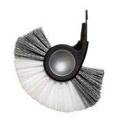 Simplehuman black replacement slim toilet brush head BT1012