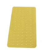 Ridder Playa 683040-350 Bathtub Mat 38 x 80 cm Neon Yellow