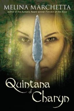 Quintana of Charyn (Lumatere Chronicles)