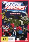 Transformers Animated [Region 4]