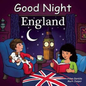 Good Night England (Good Night Our World) [Board book]