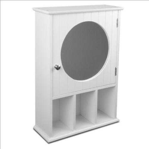 mirror cabinet with round mirror hanging cabinet