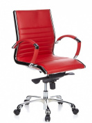 buerostuhl24 660532 parma 10 executive chair leather red aspera 10 executive office nappa leather brown