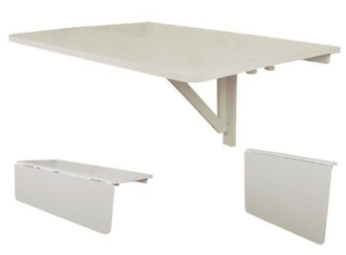 Wall Mounted Drop Leaf Table Double Folding Kitchen