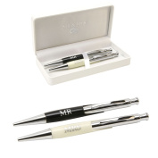 Amore Set of 2 Mr & Mrs Wedding Day Pens, gift