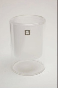 Frosted Cylinder Tealight Holder B1207025