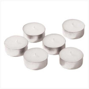 100 Unscented Tealights