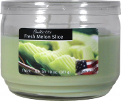 3-Wick 285g Terrace Jar Candle, Fresh Melon Slice