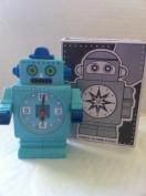 Robot Alarm Clock (Ruby)