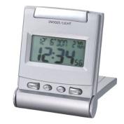 Technoline WQ 170 LCD Travel Alarm Clock