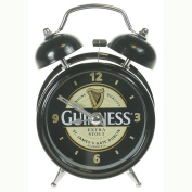 Guinness Twin Bell Alarm Clock