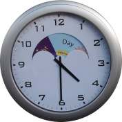 Day & Night Analogue Clock for Alzheimer's & Dementia