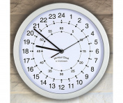 GreatGadgets 1858 24-Hour Clock