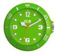 Ice-Clock Wall Clock, Green