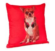 Summer Pink Dog Cushion