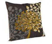 Woodland Cushion Lime