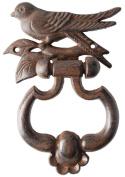 Cast Iron Bird Door Knocker