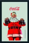 Coca Cola Santa - Small Mirror