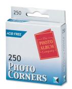 Transparent Photo Corner