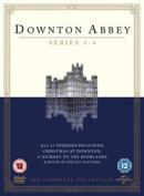 Downton Abbey: Series 1-4 [Region 2]