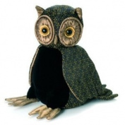 Dora Designs Owl Doorstop - Lord Oliver Wise