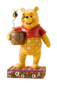Disney Traditions Silly Old Bear Winnie The Pooh Figurine