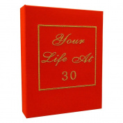 Your Life Photo Albums - 30th Birthday by WDD