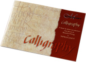 Manuscript Calligraphy Manual, Letter By Letter Introduction