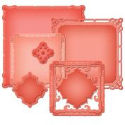 Spellbinders - Nestabilities Majestic Elements Marvellous Squares S4-383
