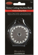 Simplicity Deluxe Rotary Blade-Scallop