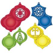 Spellbinders Nestabilities - Mix-n-Match Ornaments - 8 Die Set S4-405