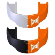 Tapout Multi Sport Mouth Guard 2 pack (gum shield) Adult Ages 12+