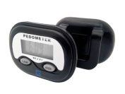 GymAdvisor Multi Function LCD Pedometer