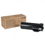 106R02720 Toner, 5900 Page-Yield, Black
