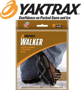 Yaktrax Walker Shoe Snow & Ice Chain Traction Devise