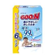 Goo.N Baby Wipes skin-friendly
