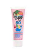 Caribbean Breeze-SPF 50 Baby Sunscreen Lotion, 4 oz